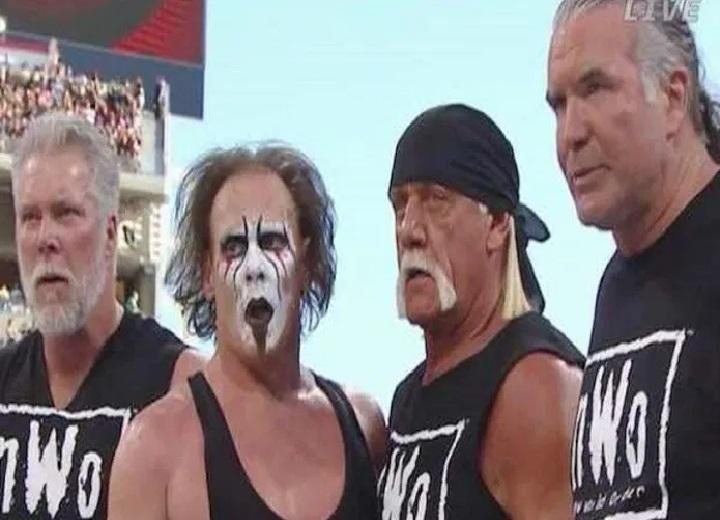 Hulk Hogan, Scott Hall and Kevin Nash