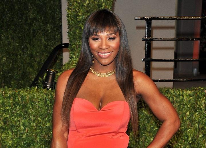 Serena Williams Best Red carpet