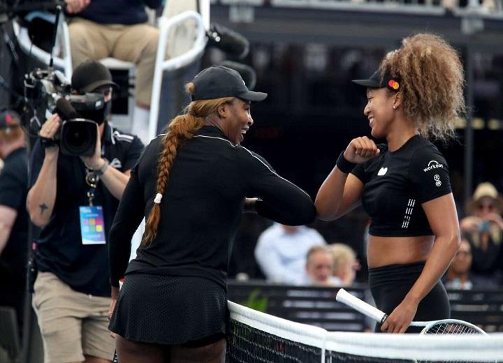 Serena Williams, Naomi Osaka