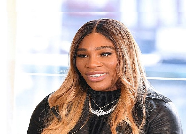 Serena Williams Shares Message of Support