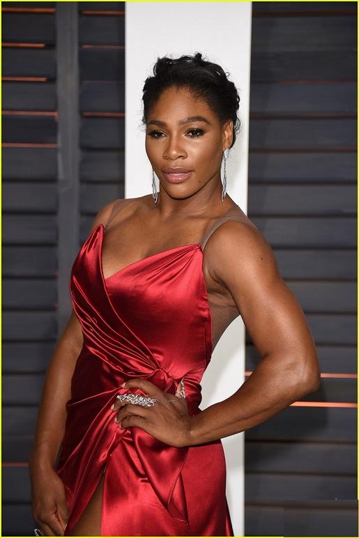 Serena Williams Just Celebrated Her Bachelorette