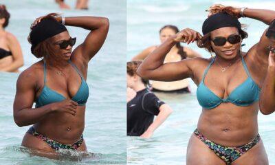 Serena Williams beauty extra