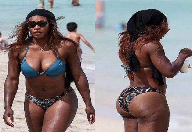 Serena Williams in Sexy bikini