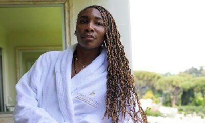 Venus Williams Interviewed