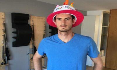 Andy Murray Tennis Star