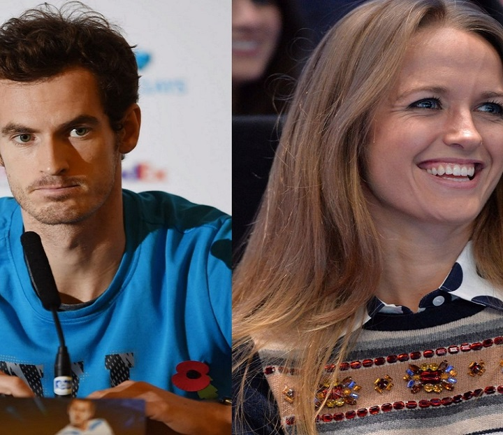Andy Murray and Kim Sears relationship