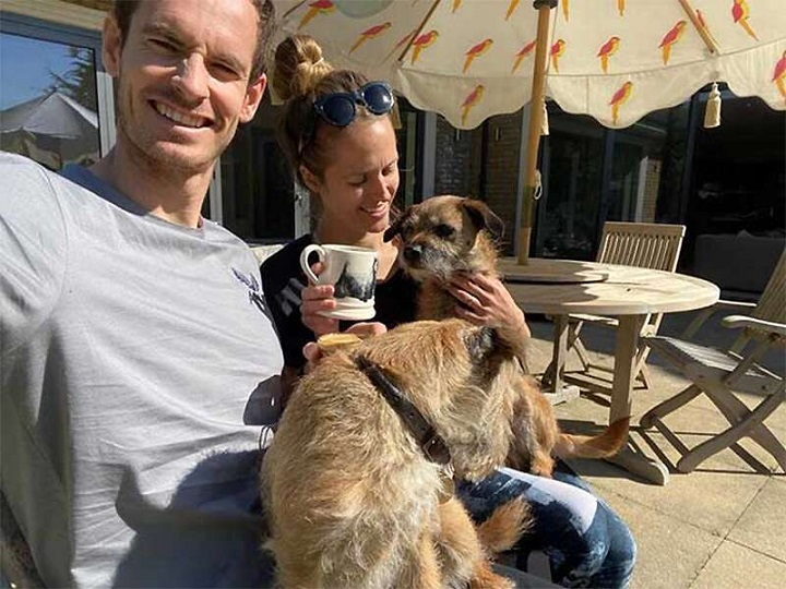 Andy Murray's £5million family home with wife Kim is too beautiful