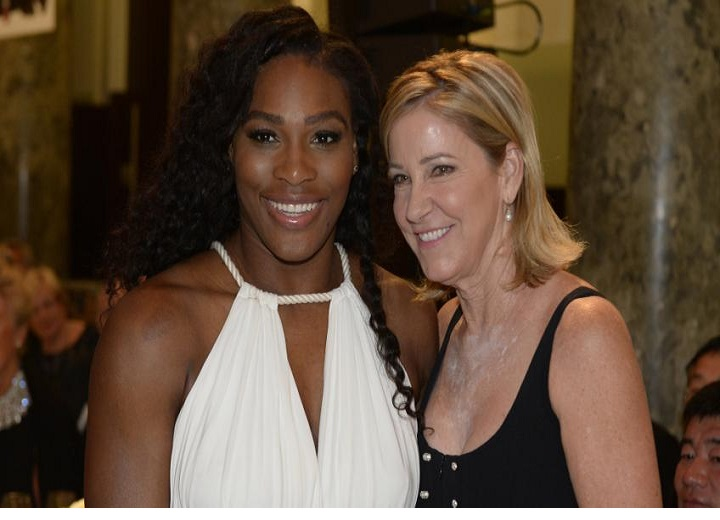 Chris Evert sets question marks on Serena Williams's future