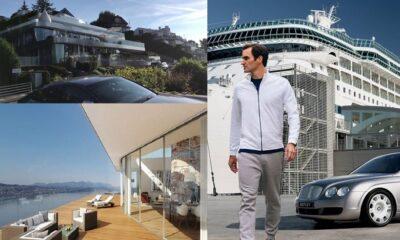 Roger Federer luxurious lifestyle