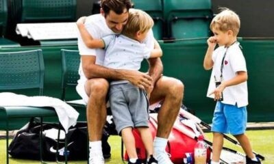 Roger Federer says Fatherhood is a journey