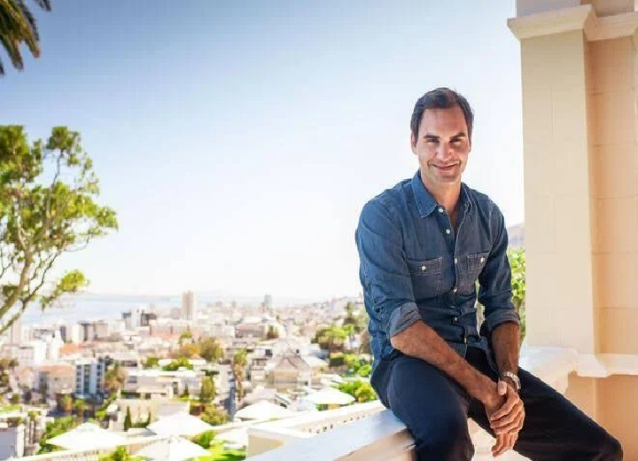 Roger Federer's Astonishing House Where He and His Family live
