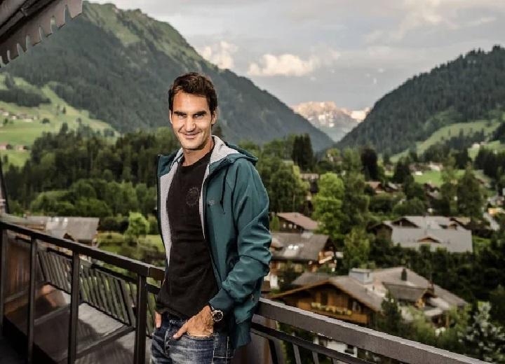 Roger Federer's House Located