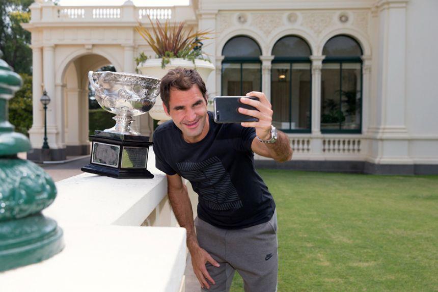 Roger Federer's mansion greatest Grand Slam moments