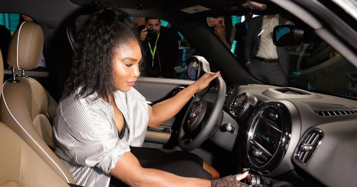 Serena Williams' Car Collection Is A Grand Slam Of Luxury