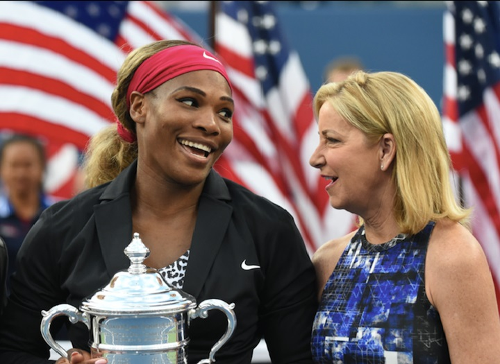 Serena Williams Is Flawed Just Like the Rest of Us, Says Chris Evert