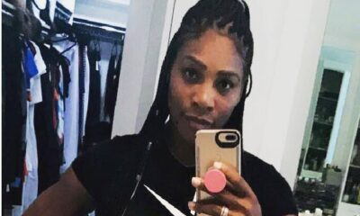Serena Williams Shows Off Slimmed Down Body