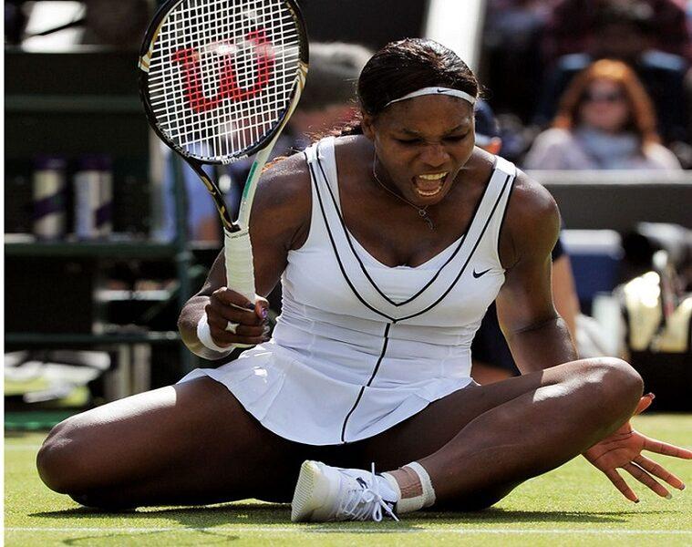 Serena Williams Wimbledon pic