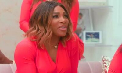 Serena Williams has designed a dress to fits