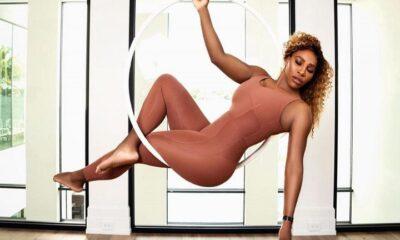 Serena Williams is a beautiful sportswoman