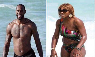 Serena Williams to Lebron James
