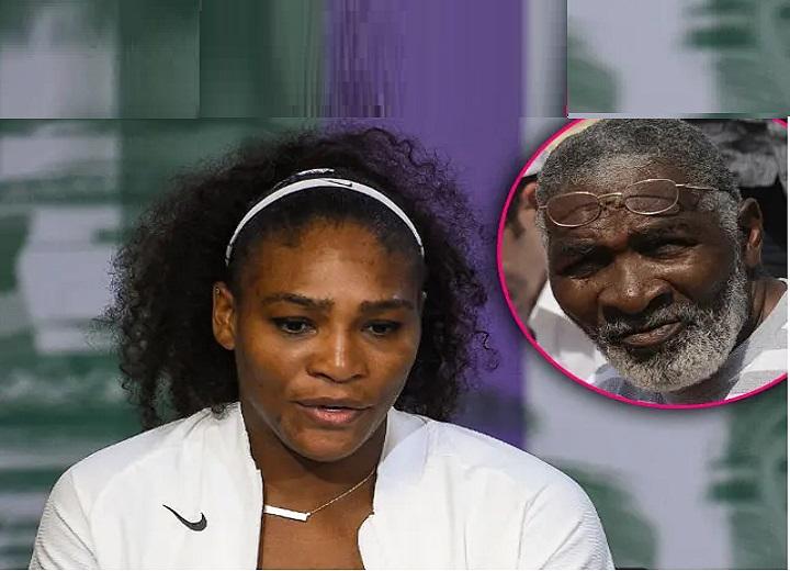 Serena n Richard Williams