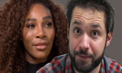 Alexis Ohanian Admits Serena Williams