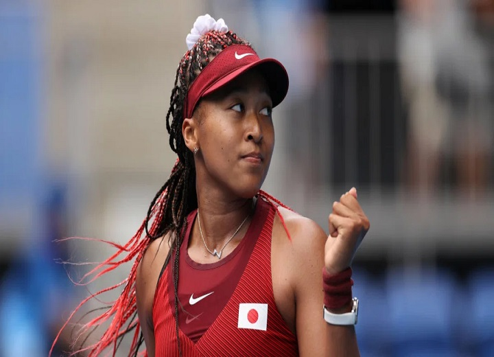 Naomi Osaka Tokyo Olympics
