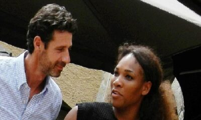 Serena Williams and coach Patrick rumoured to be dating