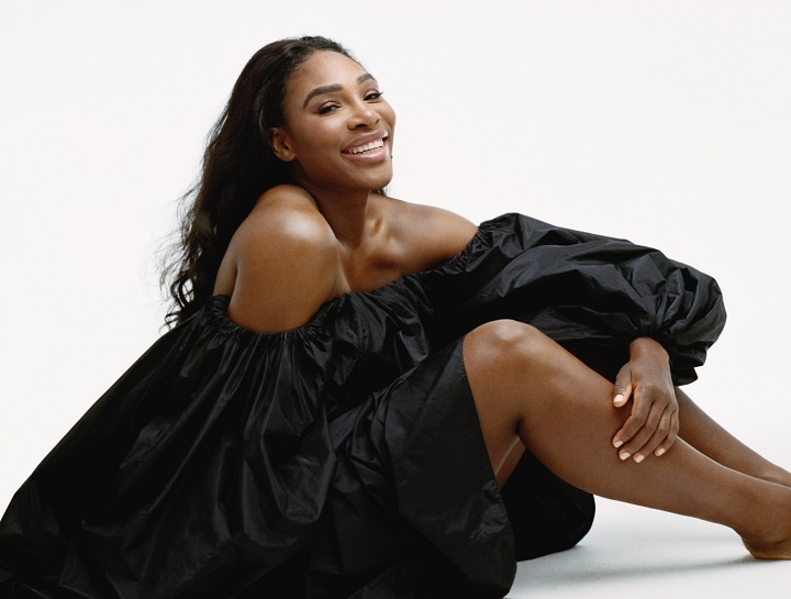 Serena Williams the champion of tennis