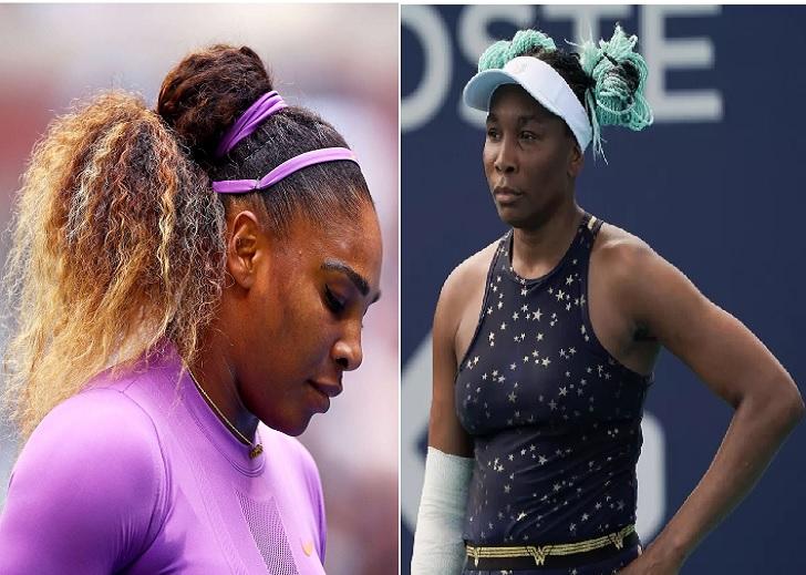 Venus Williams n Serena Williams