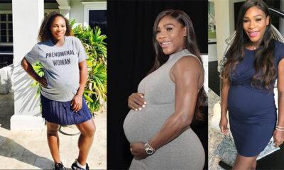 Pregnant Serena Williams looking forward to motherhood