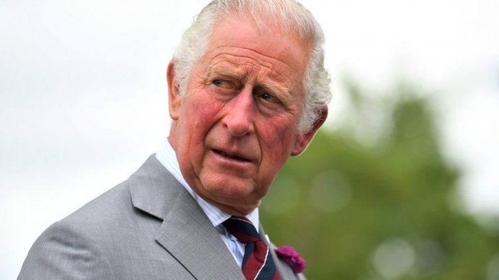Prince Charles royal
