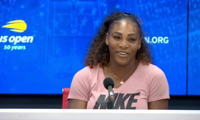 Serena Williams Addresses Rumours on Being Pregnant