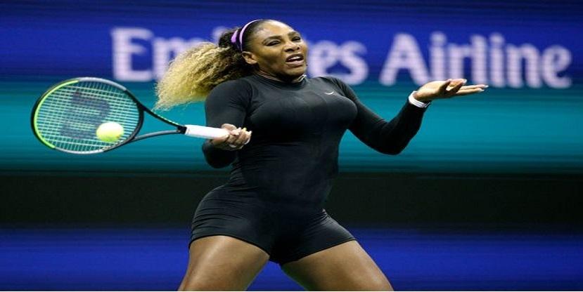 Serena Williams Short Bodysuit