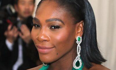 Serena Williams face