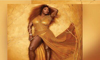 Serena Williams magazine