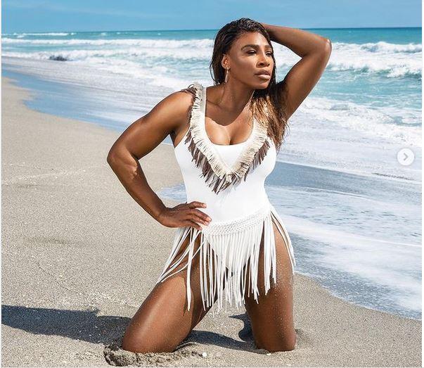 Serena Williams summer swimsuit