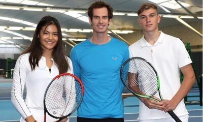 The private role Andy Murray played in the rise of Emma Raducanu
