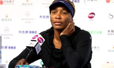 Venus Williams explains why she's not 'desperate' to get married