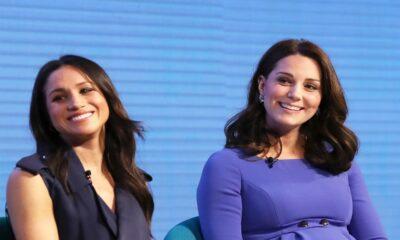 Kate Middleton Talks About Meghan Markle