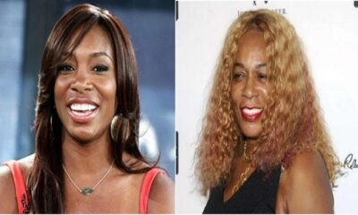 Oracene Price and Venus Williams beautiful