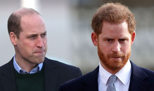 Prince Harry Prince William relationship
