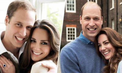 Prince William, Kate Middleton anniversary pic