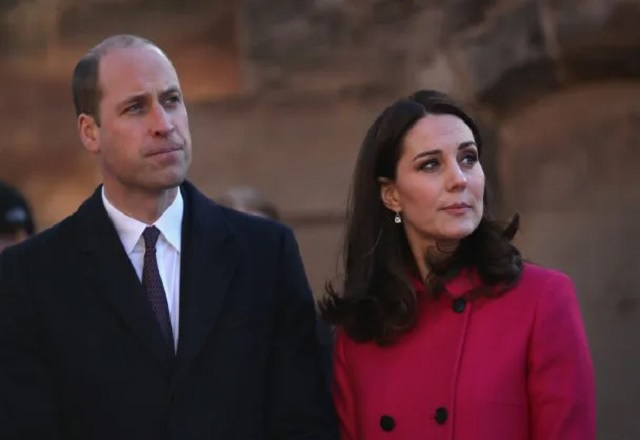 Prince William and Kate Middleton beauty