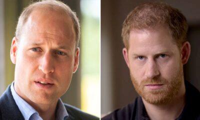 Prince William angry Prince Harry