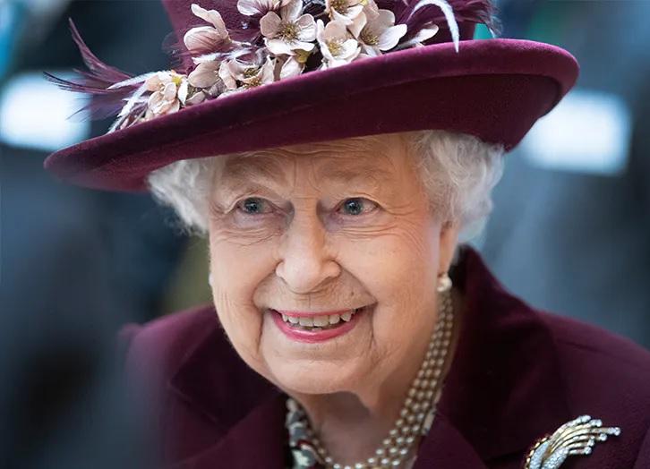 Queen Ellizabeth England